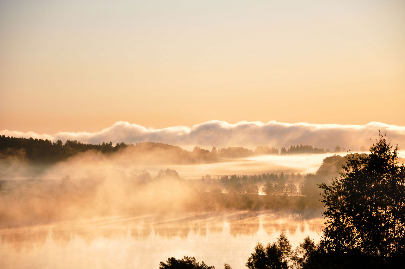 Morgonstund - ©2011 Linda Åslund